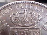 5 Francos 1853. Leopoldo I. Bélgica. IMG_20180826_183251