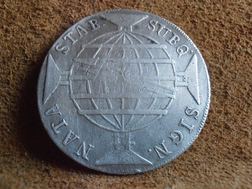 reis -  960 reis  del 1816 Juan VI P5090026