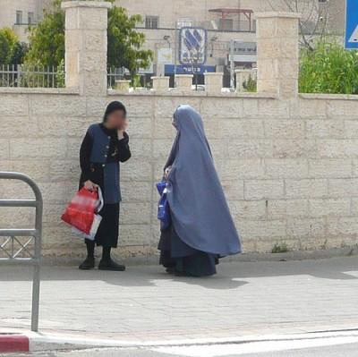 hijab voile burqa et science FEMMES_ISRAEL4