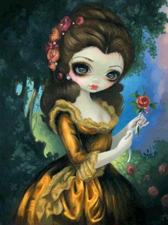 : Las muñequitas de Jasmine Becket-Griffith: 84918cdd62f9c36a666c562c5dbc3336