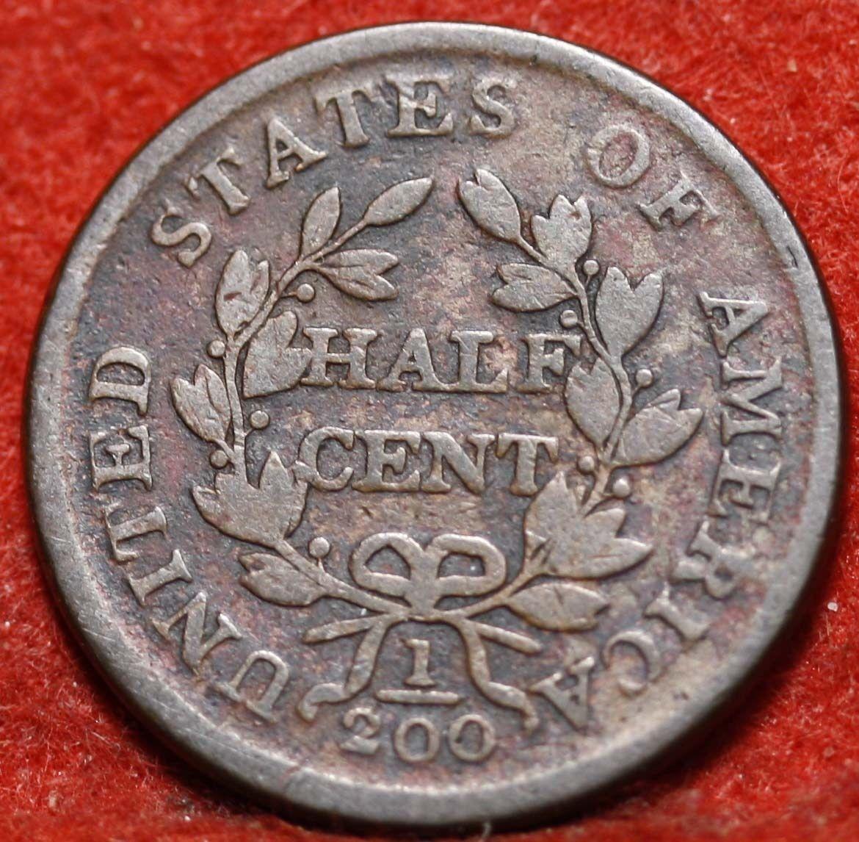 Tipo de moneda Estados Unidos 1804_cent2