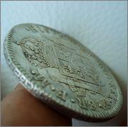 8 Reales CAROLUS IIII 1798 Mo,F.M MEXICO Image