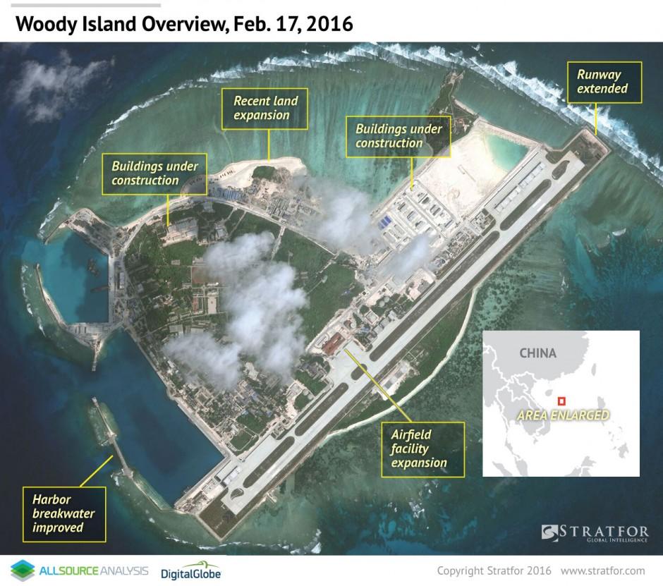 Islas en conflicto en Sudasia- Spratley,Paracel - conflictos, documentacion, acuerdos y articulos South_china_sea_focal_point_02_18_2016_1