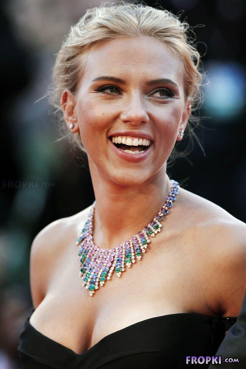 Scarlett Johansson Fropki 32
