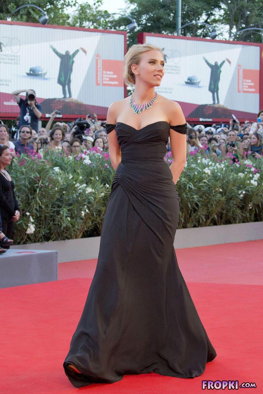 Scarlett Johansson Fropki 24