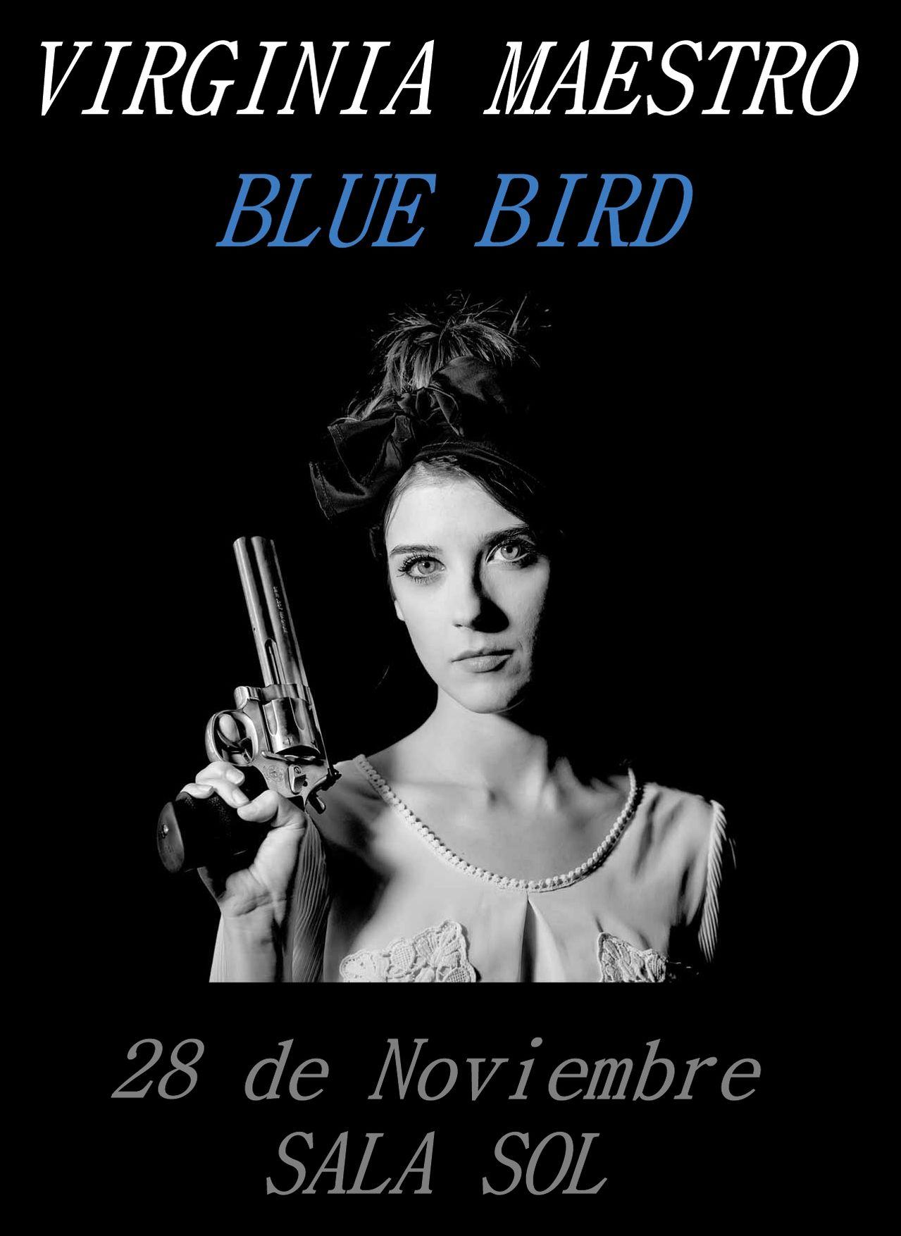 Concierto MADRID - 28 de Noviembre- SALA SOL VIRGINIA_SALA_SOL