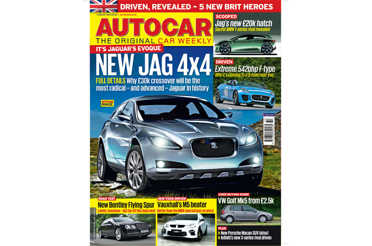 2015 - [Jaguar] F-Pace - Page 3 Accover06072013
