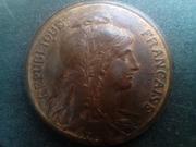 5 centimes  1901. Francia IMG_20180819_203401