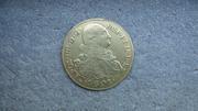 8 Escudos Carlos IV popayan 1801 P1050656
