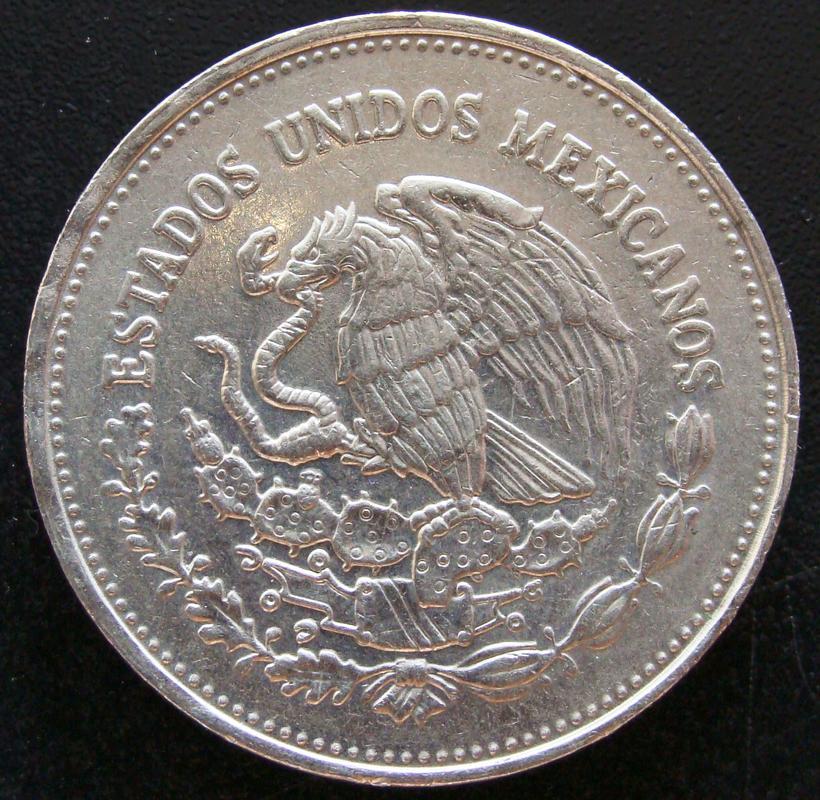 200 Pesos. México (1985) 75º Aniversario de la Revolución Mexicana MEX._200_Pesos_1985_75_aniversario_Revoluci_n_-_anv