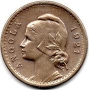 ANGOLA - 20 Centavos 1921 Angola_-_20_Centavos_1921_Anv