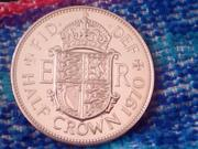 ¡La última! Half crown 1970. Reino Unido. IMG_20180725_151708