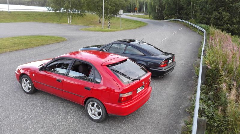Corolla -95 dailydriven IMG_20150830_190739