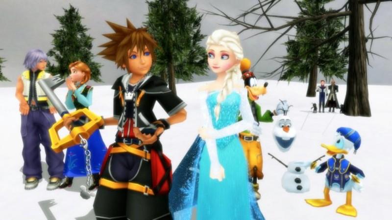 Frozen: Aclarando varios puntos y mi opinión sobre la película (hay spoilers) Kingdom_hearts_3_615x346