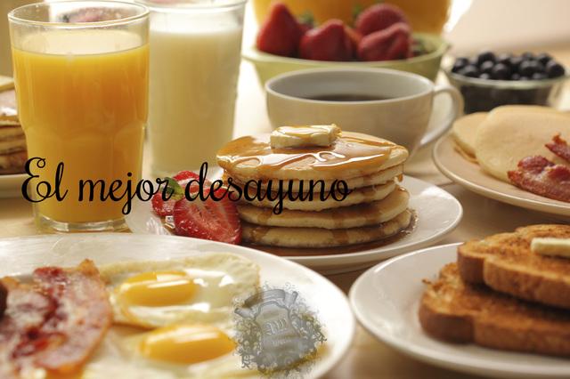 El mejor desayuno Dasdasd