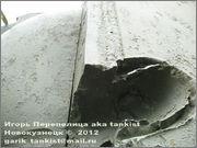 Советский тяжелый танк КВ-1, завод № 371,  1943 год,  поселок Ропша, Ленинградская область. 1_155