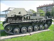 Советская легкая САУ СУ-76М,  Военно-исторический музей, София, Болгария 76_001