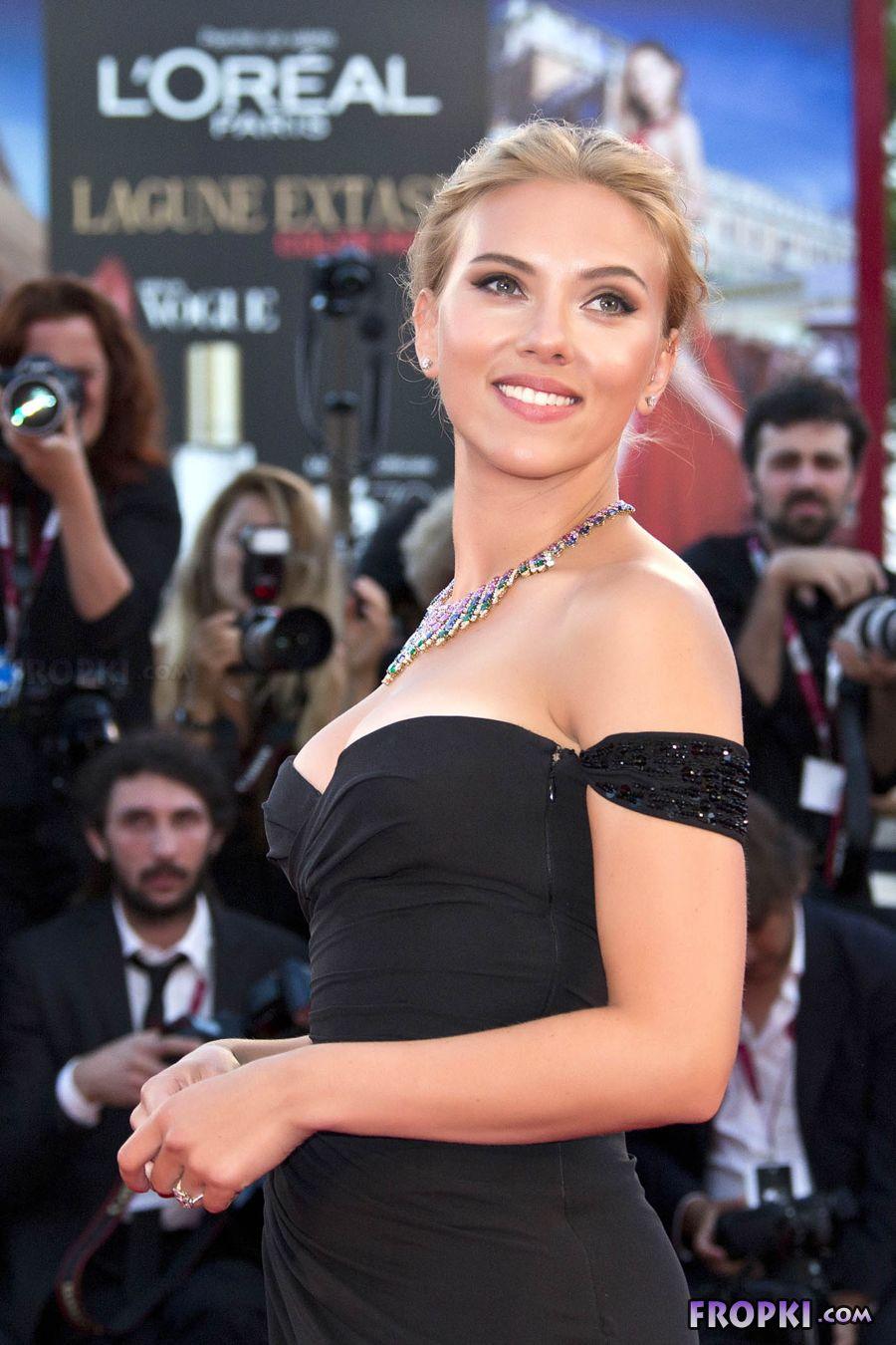 Scarlett Johansson Fropki 41
