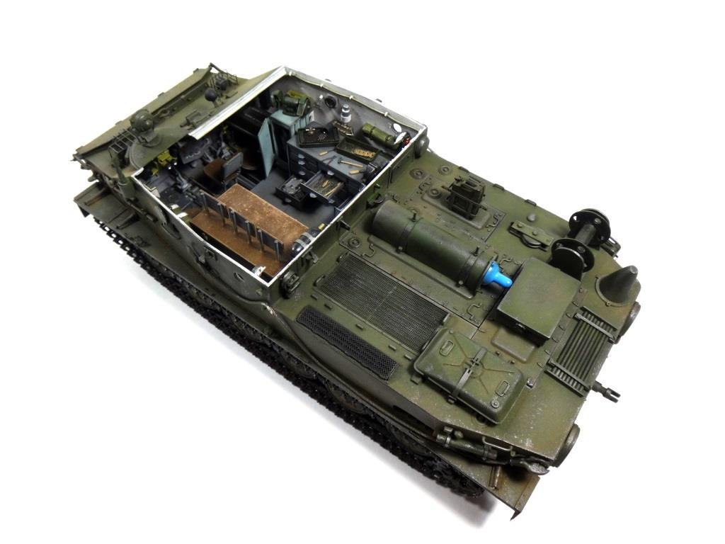 МТП на базе БТР-50ПК ГОТОВО - Страница 6 DSC01191