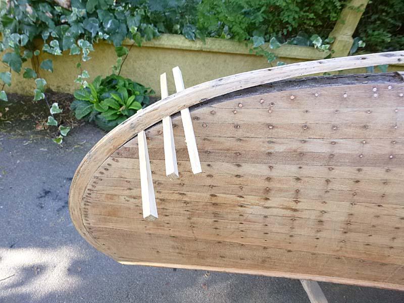canoe bois...éviter les mauvaises surprises.... - Page 2 Etrav2