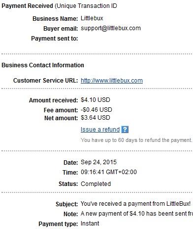 Littlebux - littlebux.com Littlebuxpayment