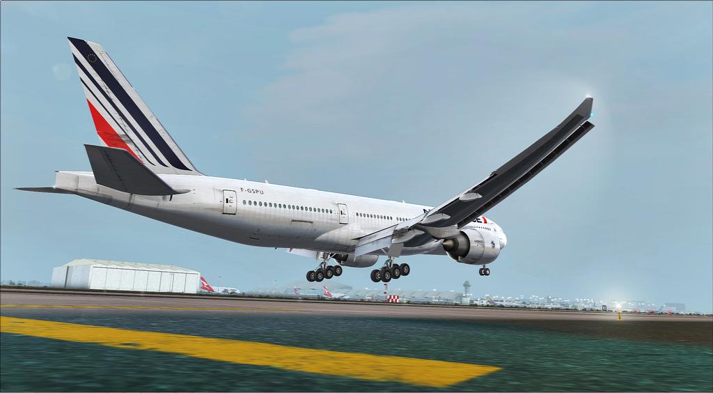Uma imagem (4º tópico) Landing_KLAX