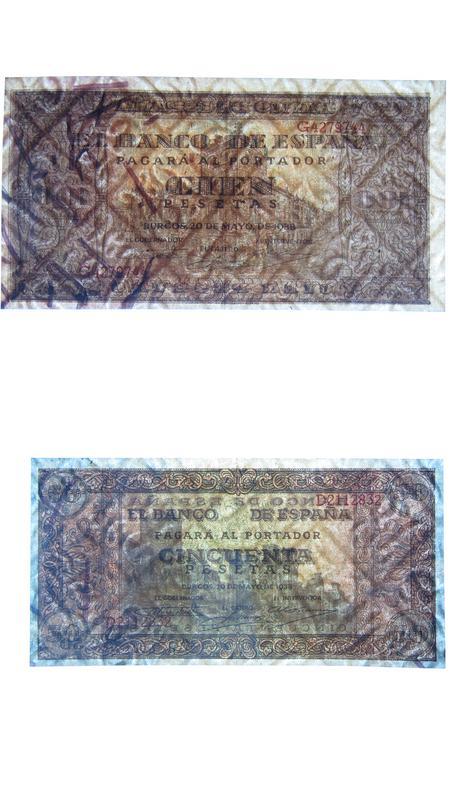 La mejores marcas de agua en billetes Rejilla_1938