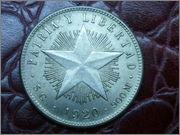 20 CENTAVOS DE CUBA 1920 P1040408