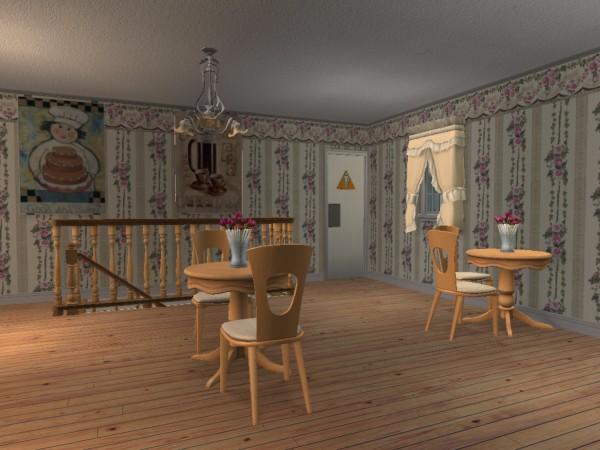 Babiččina kavárna Patro1