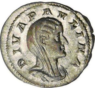 Glosario de monedas romanas. DIVUS. Image
