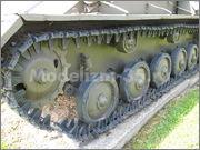 Советская легкая САУ СУ-76М,  Военно-исторический музей, София, Болгария 76_020