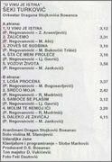 Seki Turkovic - Diskografija 1993uvinujeistinau