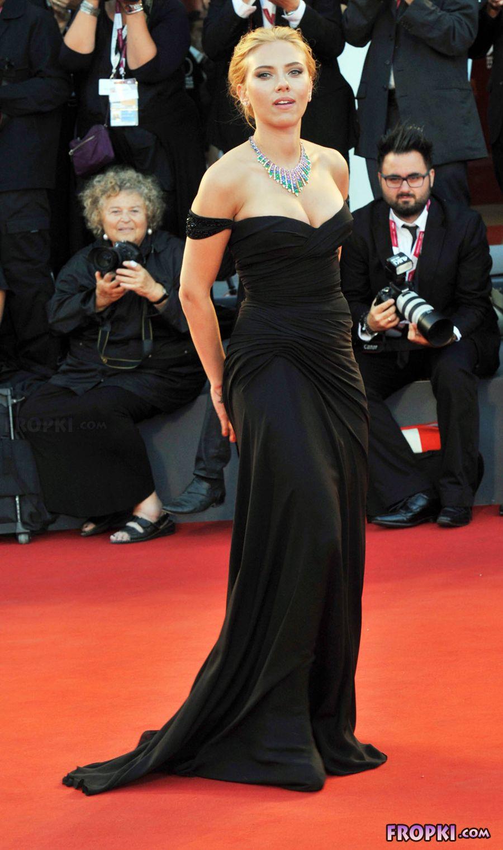 Scarlett Johansson Fropki 34