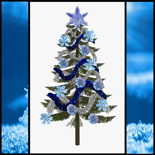 Decorate the Thread: Make A Christmas Tree! Vipera_s_Christmas_Tree