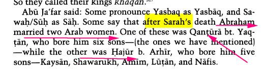 HAGAR vs SARAH KETURAH2