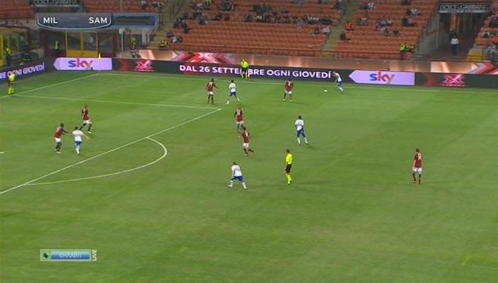 Serie A 2013/2014 - J6 - AC Milán Vs. Sampdoria (400p) (Ruso) Image