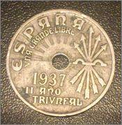 25 CENTIMOS 1937 II AÑO TRIUNFAL DSC_0076