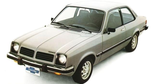 Auto Storiche in Brasile - FIAT - Pagina 6 Chevrolet_chevette