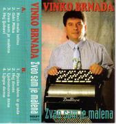 Vinko Brnada - Diskografija Prednja