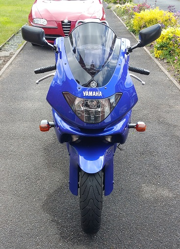 2002 Blue/White T'Cat For Sale 20150516_151411