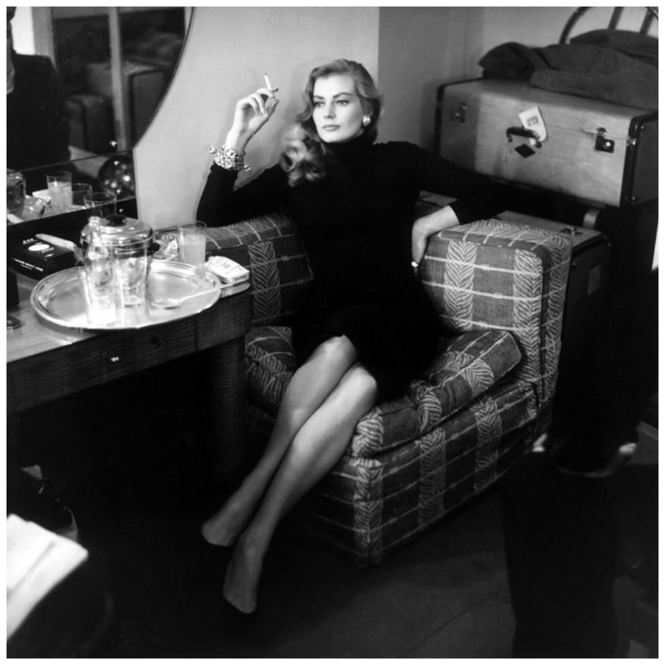 Vintage celebrity drool Anita_ekberg