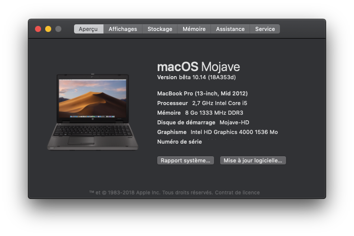 macOS Mojave 10.14 .Beta (Beta1, Beta2, Beta3, Beta4, Beta5, Beta6 . . .) - Page 5 Capture_d_cran_le_2018-08-07_08.54.07
