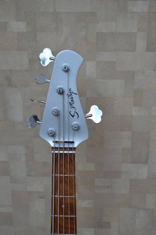 Fechado mais um Jazz Bass S.Martyn 12373181_934896906589317_1651125379653133736_n