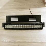 Barras de LED na W164 Sport Glk1
