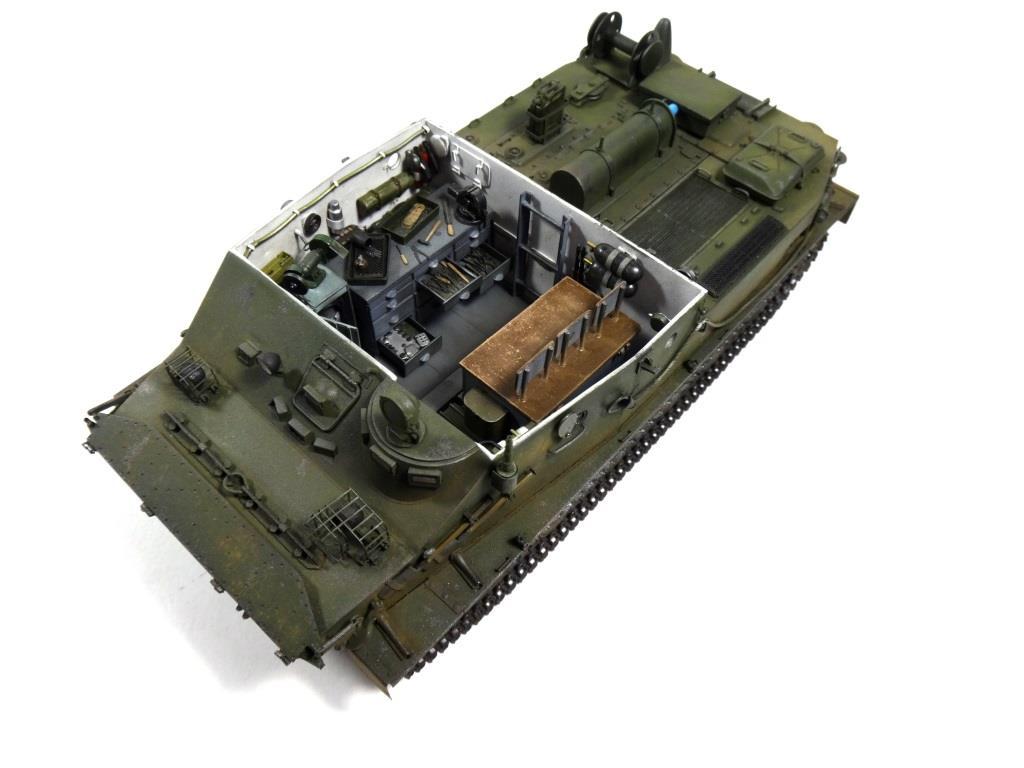 МТП на базе БТР-50ПК ГОТОВО - Страница 6 DSC01190