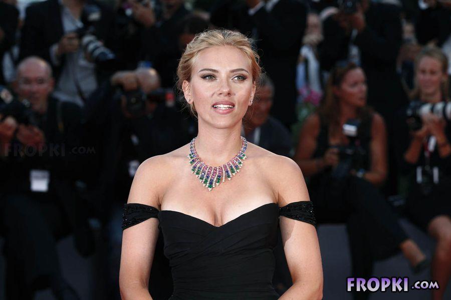 Scarlett Johansson Fropki 39