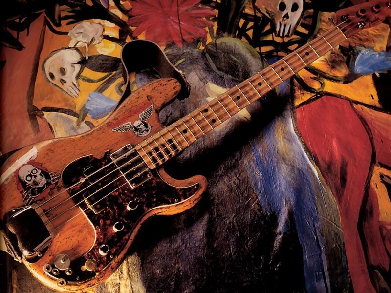 Mostre o mais belo Precision que você já viu - Página 7 Billy_Sheehans_Fender_Precision_Bass