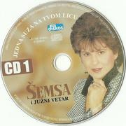 Semsa Suljakovic 2009 - Jedna suza na tvom licu / Sto me pitas DUPLI CD Scan0003