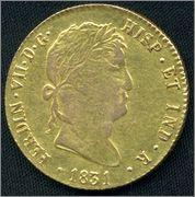 2 Escudos. Fernando VII. 1831 AJ 0122_Fernando_VII_1831_2_escudos001