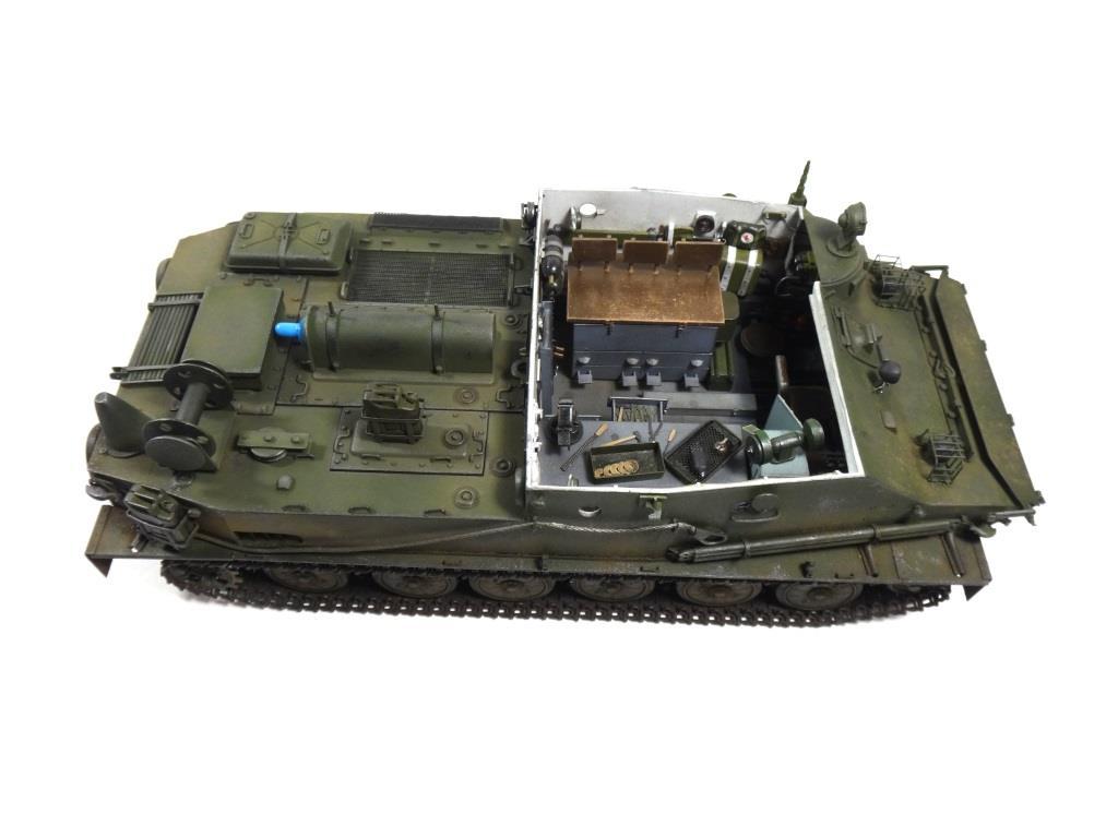 МТП на базе БТР-50ПК ГОТОВО - Страница 6 DSC01194